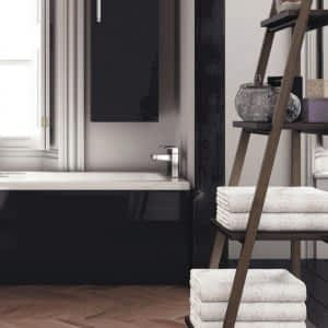 Siyah Banyo Dolabı ve Mobilyası 300x300 - Banyo Dolapları