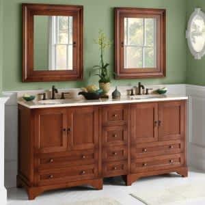 Ahşap Banyo Dolabı ve Mobilyası 300x300 - Banyo Dolapları