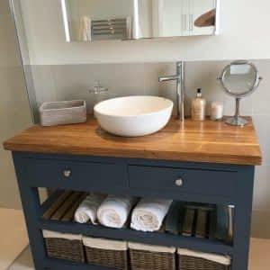 Lacivert Banyo Dolabı ve Mobilyası 300x300 - Banyo Dolapları