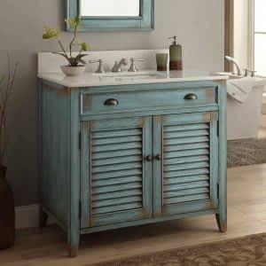 Mavi Banyo Dolabı ve Mobilyası 300x300 - Banyo Dolapları