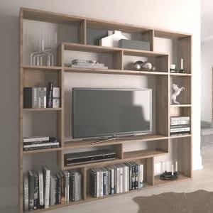 Kitaplık TV Ünitesi 300x300 - TV Ünitesi